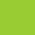 Lime is the awareness color for Lymphoma, Lyme Disease and Muscular Dystrophy.