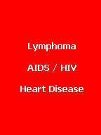 Click here for red handcrafted awareness jewelry for Lymphoma, AIDS, HIV and Heart Disease.